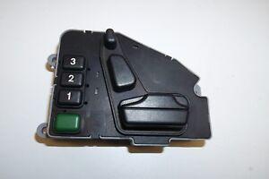Mercedes-w140-c140-izquierda-los-botones-de-asiento-de-memoria-conmutadores