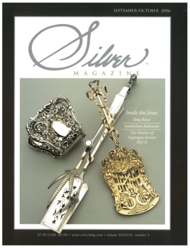 Silver Magazine new Entire 2006 year