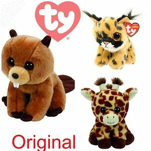 35b7cd5a868 Image is loading Ty-Original-Beanie-Babies-6-034-Baby-Babies-