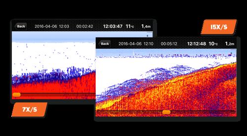 Deeper Smart SET Sonar Pro SET Smart Wifi + Night Fishing Cover Echolot Fisch Finder Fish bd9ff5
