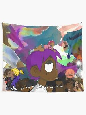 "Lil Uzi Vert /""Luv Is Rage 2/"" Art Music Album Poster Tapestry Flag 3FT//4FT"