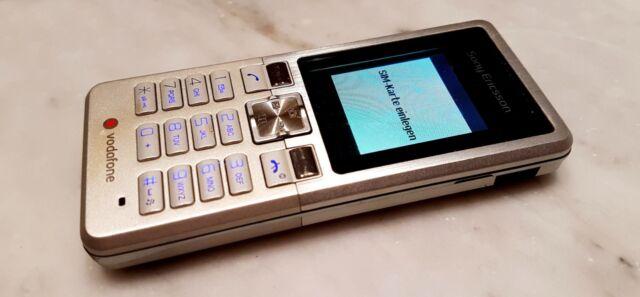 Sony Ericsson T250i Aluminium silver-gebürstet