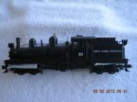 3470-0010 York Central Shay Locomotive In Box