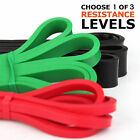 Resistance Loop Gym Fitness Tension Elastic Strength Yoga Exercise Stretch Bands