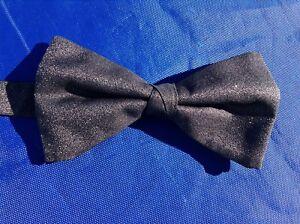 NWT-HENRY-JERMYN-Silk-Bow-Tie-M-I-Italy