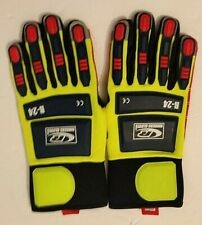 Brand New Ringers Roughneck Gloves High Heat Kevloc Size M Xxl Ships Fast Bin