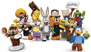 In mano! LEGO 71030 LOONEY TUNES DA COLLEZIONE MINIFIGURES CMF Taz Bugs PICK FIG
