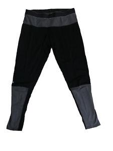 Adidas Leggings in schwarz Grösse 48 getragen