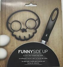 Funnyside Up Skull Egg Mold Corral Breakfast Day of the Dead Calavera