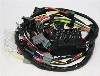 new 1967 plymouth barracuda dash wiring harness | ebay  ebay