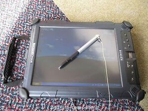 XPLORE-IX104C3-10-4-034-RUGGED-DUAL-MODE-Touchscreen-1GB-80GB-1GHZ-XP-WiFi-Celeron