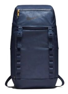 6d4a527d2793 Image is loading Nike-Vapor-Speed-Printed-Training-Backpack-THUNDER-BLUE-