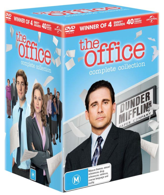 The Office : Complete US Series : Season 1 - 9 : NEW DVD
