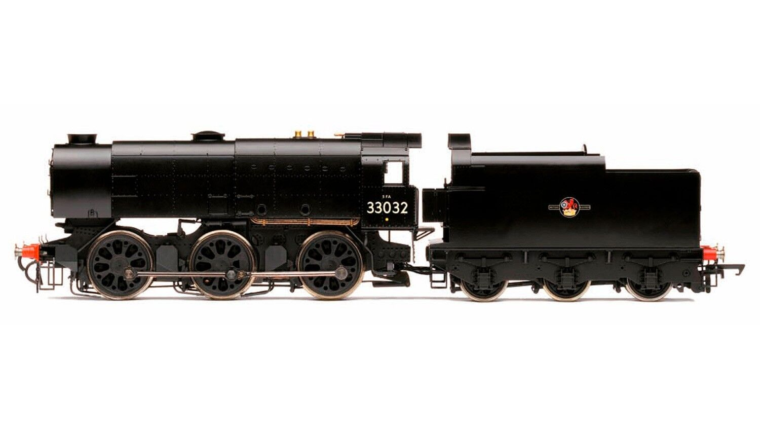 Hornby R3560 Late BR 0-6-0 Class Q1 Locomotive No.  33032  DCC READY NEW