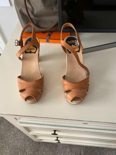 Swedish Hasbeens Sandals 39