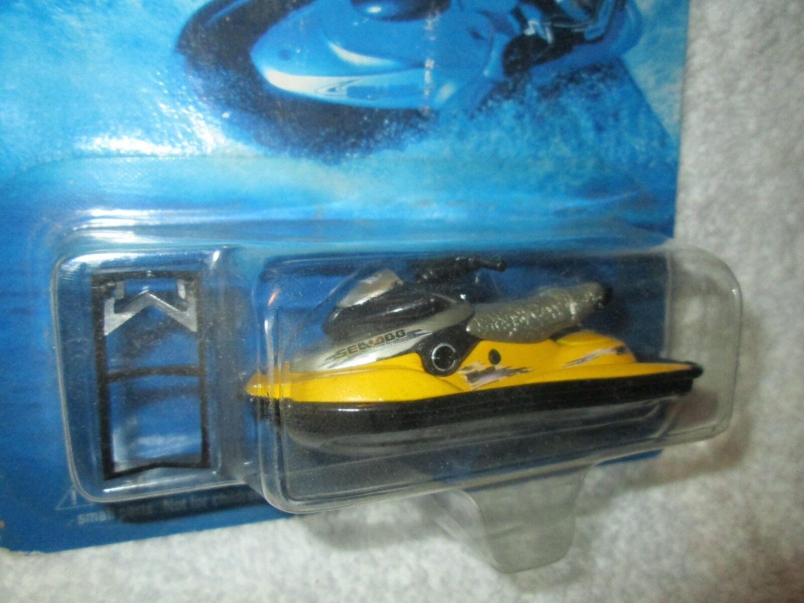 A la venta con descuento del 70%. Sea Doo Johnny Lightning Watercraft Watercraft Watercraft 1999 Modelo XP Limitado Sicktrix Jetski  ganancia cero