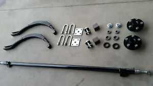 Trailer-axle-kit-5-stud-Ford-1000kg-7x5-8x5-Trailer-parts-Springs-DIY