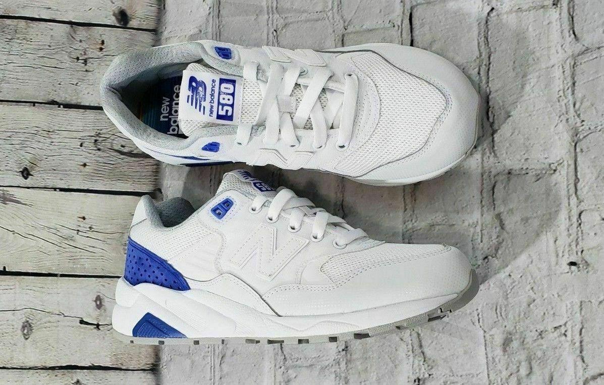 New Balance 580 Rev Lite White bluee Sneakers Men's Size 7