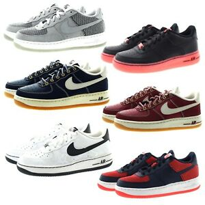 Details about Nike 748981 Kids Youth Boys Girls Air Force 1 Premium Basketball Shoes Sneakers