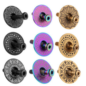 Titanium-Alloy-Cycling-Bicycle-Headset-Stem-Top-Cap-Screw-Cover-Screw-Set
