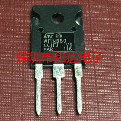LOT 30 ST-MICRO MOS-FET MOSFET N-CHANNEL 500V TO-247 0.13 ohm POWERMESH  W14NC50