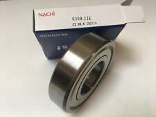 6306ZZETXMM Nachi Bearing 30x72x19 Shielded C3 Japan Ball Bearings 14581