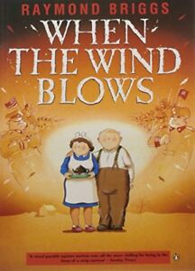 When-the-Wind-Blows-by-Raymond-Briggs-NEW-Book-Mass-Market-Paperback-FREE-amp
