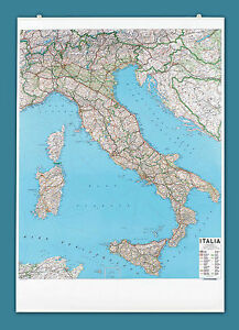 Cartina-Geografica-ITALIA-cm-100x140-plastificata-antiriflesso-fronte-retro
