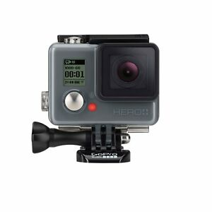GoPro HERO+ LCD Touch Screen Action Camera Camcorder - Certified Refurbished 818279014129
