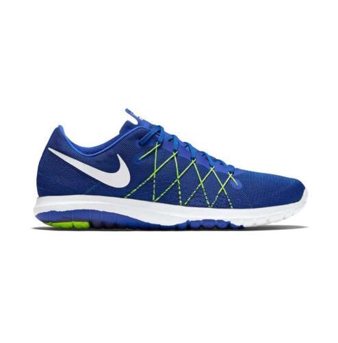 400 2 Entraînement Nike Flexible Baskets 819134 Hommes Fourrure Blue gvPAAqx