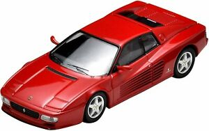 TOMICA LIMITED Vintage Neo 1/64 TLV-NEO Ferrari 512TR rouge produit fini