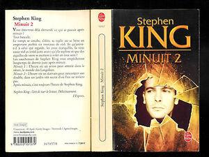 Details Sur Stephen King Minuit 2 N 15157 Editions Le Livre De Poche