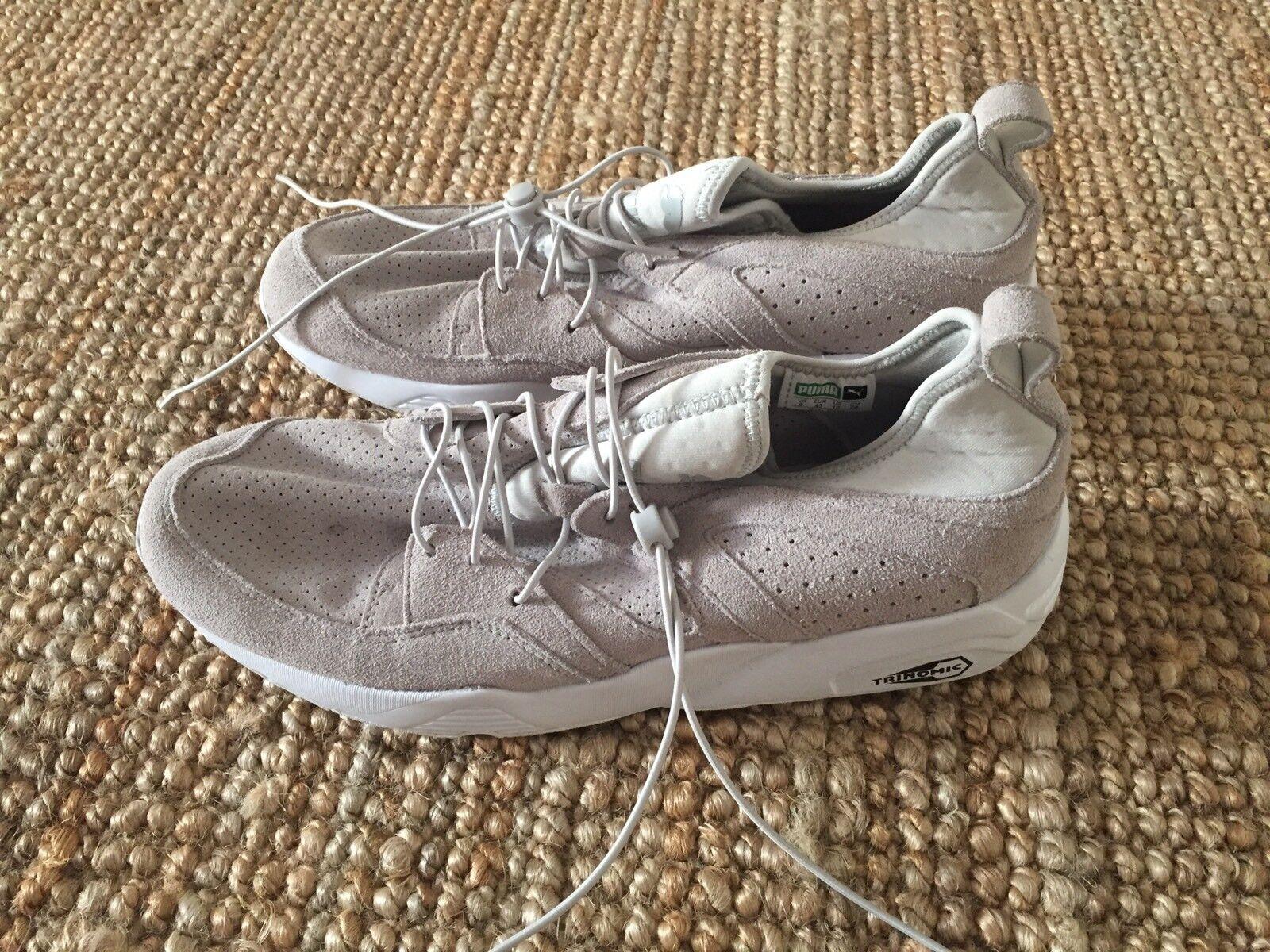 Puma Trinomic suede Gris sneakers