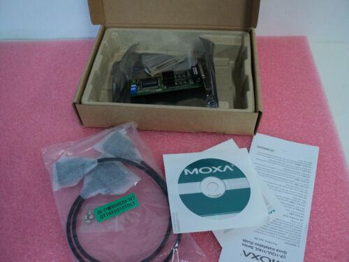 Moxa CP-112UL-I-DB9M V1.0 PCI2 RS232//422//485 ISOLATION LP