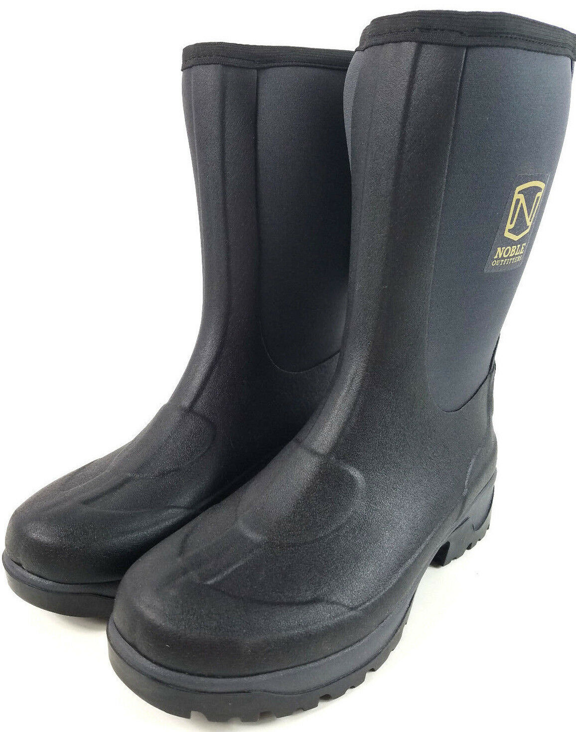 NWT NOBLE OUTFITTERS Men's Size 9 Boots MUDS Mid Style 65000 Equestrian Riding