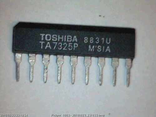 Muting IC ta7325p Dual pre-Amplifier