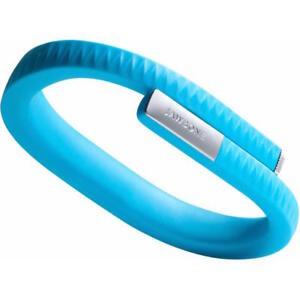 Details About Jawbone Up Small Size Wristband Blue Motionx Fitness Bracelet Sleep Tracker D9