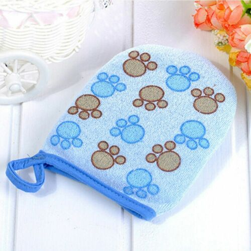 Soft Cartoon Cotton Rubbing Brush Cloth Baby For Kids Wash Towel Bath Towel