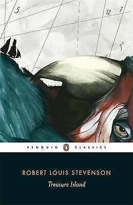 "1 of 1 - ""AS NEW"" Treasure Island (Penguin Classics), Stevenson, Robert Louis, Book"