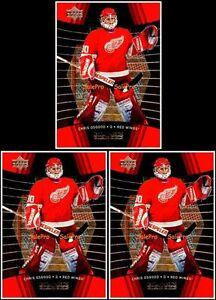 3x-UD-BLACK-DIAMOND-1999-CHRIS-OSGOOD-NHL-DETROIT-RED-WINGS-GOALIE-37-CARD-LOT