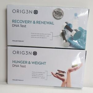 ORIG3N-Home-Mini-DNA-Test-Kit-Lot-Recovery-amp-Renewal-Genetic-Hunger-amp-Weight