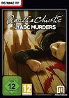 Agatha Christie: The ABC Murders (PC/Mac, 2016, DVD-Box)