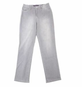Gloria-Vanderbilt-Women-039-s-Amanda-Classic-Tapered-Jeans-Lunar-Wash-14-Average