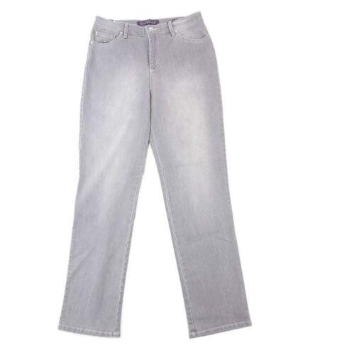 6 Short Gloria Vanderbilt Women/'s Amanda Classic Tapered Jeans Lunar Wash