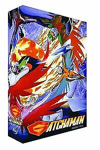Gatchaman Collector's Edition Box 2 DVD