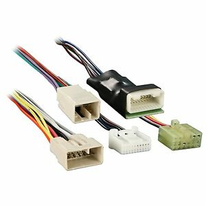 Metra 70-8215 Wiring Harness for 2005-2006 Toyota Avalon (708215) |