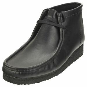 Clarks Originals Men/'s Wallabee Boot Dark Olive 26147295 SZ 7-12