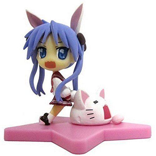 "Sega guhico Lucky Star Mini ~ 2.5/"" Display Figure-KAGAMI HIIRAGI"