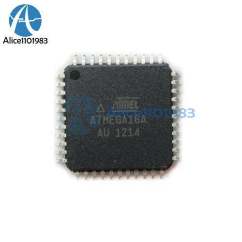 2PCS Nouveau Microcontrôleur Unit IC ATMEL TQFP 44 ATMEGA 16A-AU ATMEGA 16 A