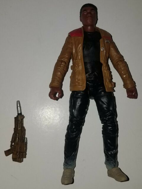 "Star Wars Black Series Force Awakens FINN (JAKKU) Loose 6"" Figure Hasbro 2016"